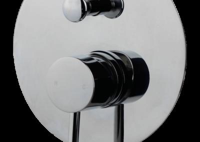 HOLLI Shower Diverter Mixer - Chrome